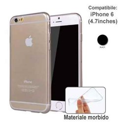 CUSTODIA TRASPARENTE PER IPHONE 6 PLUS di qualita'