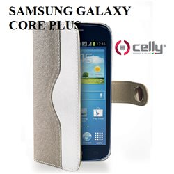 CELLY SM-G350 Samsung Galaxy CORE PLUS Wally Onda a libro
