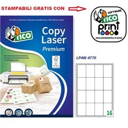 Codice LP4W-4770 47x70mm 100ff