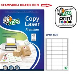 Codice LP4W-4735 47x35mm 100ff