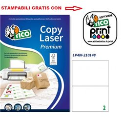 Codice LP4W-210148 210x148mm 100ff