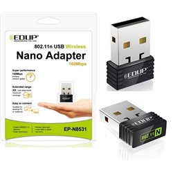 Edup Mini Wireless Wi-Fi penna wireless Nano Dongle USB (EP-N8531)