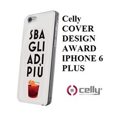 CELLY COVER DESIGN AWARD IPHONE 6 PLUS SBAGLIA DI PIU'