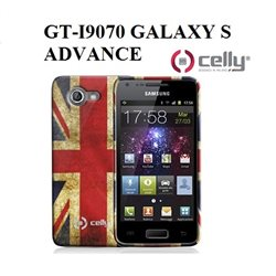 CELLY GT-I9070 GALAXY S ADVANCE Cover vintage UK in TPU
