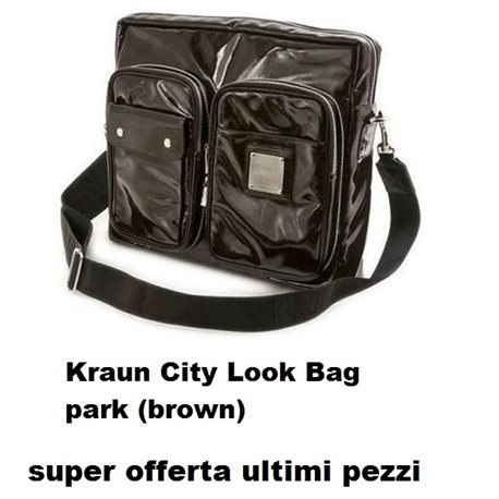 Kraun City Look Bag park (brown)
