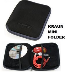 KRAUN MINI FOLDER GRAY FOR MOBILE SMARTPHONE