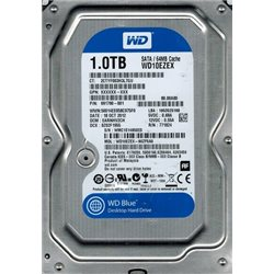"WESTERN DIGITAL hard disk BLUE SATA III 3,5 "" 1000GB"