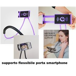 Supporto universale Smartphone NECKLACE CELLPHONE SUPPORT