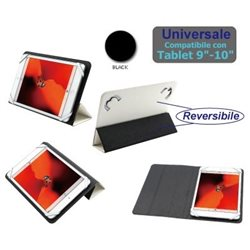 "CUSTODIA UNIVERSALE PER TABLET 9"" e 10"""