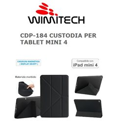 CUSTODIA PER TABLET IPAD MINI 4