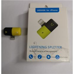 LIGHTNING SPLITTER IPHONE