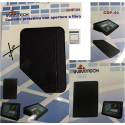 CUSTODIA PER TABLET galaxy tab 2 10.1 pollici - P5100 - P5110 COLORE NERO