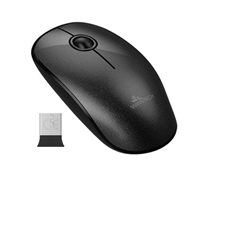 MOUSE OTTICO WIRELESS 1600DPI WIMITECH MSW-1006-NERO