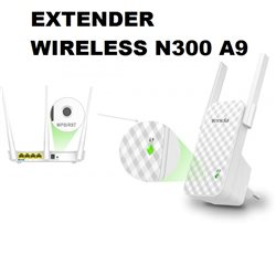 EXTENDER WIRELESS N300 A9