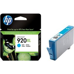 cartuccia HP 920XL ciano alta capacita'