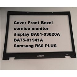 Cover Front Bezel cornice monitor display BA81-03820A BA75-01941A Samsung R60 PLUS