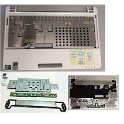 ASUS Eee PC 1005HAB PALMREST +Touchpad Mouse Button Board w/ Cables 08G2012HA10C