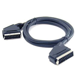 Cavo video SCART M/M 1.5 mt