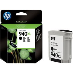 cartuccia HP 940XL nero C4906AE alta capacita'
