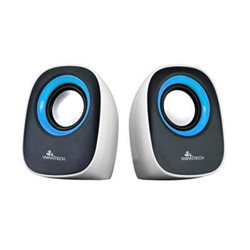 cassa audio multimediali 3.5wX2 bianche