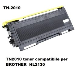 TN-2010 TN-2220 toner compatibile per BROTHER HL2130