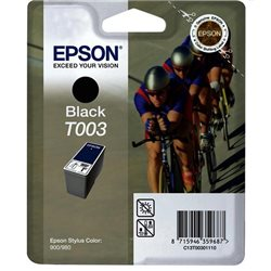 EPSON T003 cartuccia originale nero per stylus color 900 e 980
