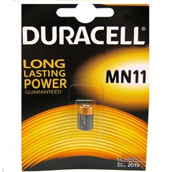 Duracell MN11 6V Sercurity - Blister 1pz