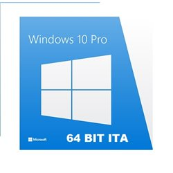 software OEM 1PK windows 10 PROFESSIONAL 64-bit IT - DVD