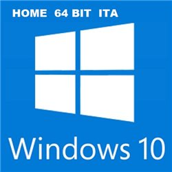 software OEM 1PK windows 10 HOME 64-bit IT - DVD
