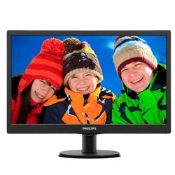 MONITOR LED/OLED PHILIPS 18,5 POLLICI - 193V5LSB2