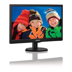 MONITOR PHILIPS LED/OLED - 19,5 POLLICI 203V5LSB26