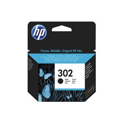 cartuccia HP 302 BLACK F6U66AE