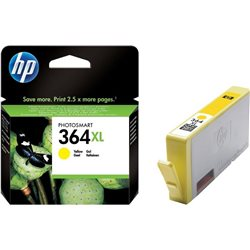 cartuccia HP 364XL giallo CB325EE alta capacita'