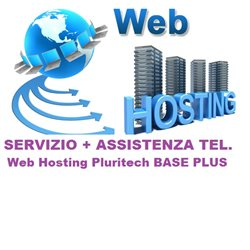 Web Hosting Pluritech BASE PLUS 500MB
