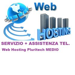 Web Hosting Pluritech MEDIO 1000 MB