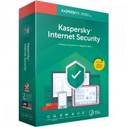 SW KASPERSKY INTERNET SECURITY 2020 1 utente full