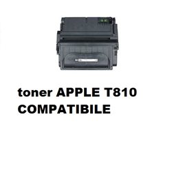 toner compatibile rigenerato per APPLE T810