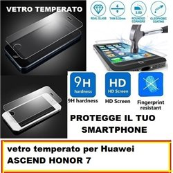 vetro temperato per Huawei ASCEND HONOR 7