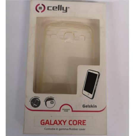 CELLY custodia trasparente per Samsung Galaxy CORE