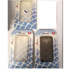i8190 -Samsung Galaxy S3 Mini - cover trasparente in plastica morbida