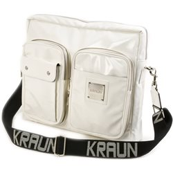 Kraun City Look Bag – Club (White)