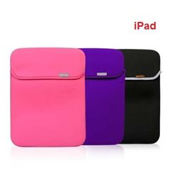 "Borsa 9,7"" compatibile con iPad 2 , New iPad , iPad 4 NERO"