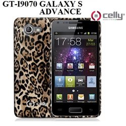 GT-I9070 GALAXY S ADVANCE Cover per Smartphone Celly  PK ANIM TPU