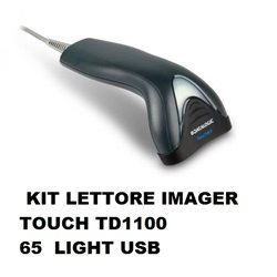 KIT LETTORE IMAGER TOUCH TD1100 65  LIGHT USB  (SCANNER ONLY )