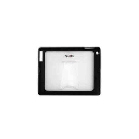 custodia NILOX cover stand IPAD 2  - BLACK
