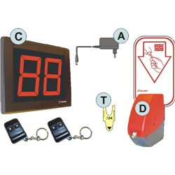 kit turn-o-matic salvacode checkpoint pacchetto small