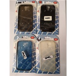 Custodia in plastica opaca Galaxy S4 I9500
