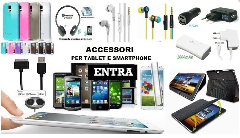 accessori tablet e smartphone